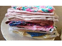 Used bundle of girls clothes 4-5years