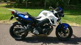 2014 BMW f800r ABS with touring pack