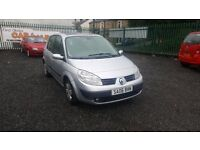 FANTASTIC RENAULT SCENIC 1.5DCI WITH ONLY 115,000 MILES AND MOT UNTIL MARCH 2017
