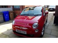 Fiat 500 Sport Mega low miles and superb condition