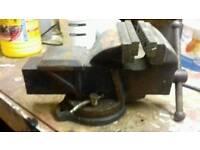 fixed swival engineering vice