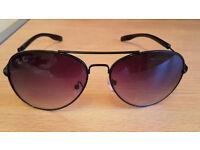 Ray Ban Black Mens Sunglasses (Used)