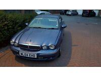 Automatic 2.5l v6 X-type jaguar for sale