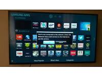 50inches smart hub Samsung tv