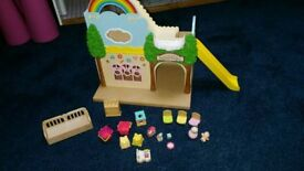 Sylvanian Family Rainbow Nursery