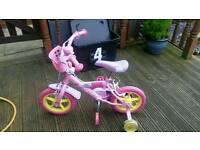 Peppa Pig 10inch Bike