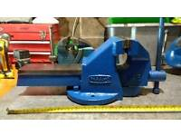 Paramo no6 bench vice for garage or workshop