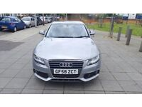 Audi A4 2008 SE FSI 6SP. Grey 2 Former keepers. MOT till May 2017. Full Service History