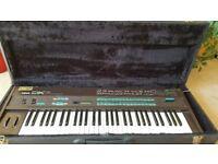 Yamaha DX7 synth