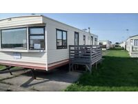 Caravan for rent in St Osyth available due to cancellation 1 week from Saturday 11th August.