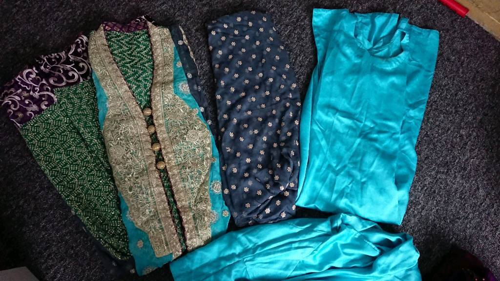 Pakistani Designer Wedding Party Suit In Leicestershire Gumtree