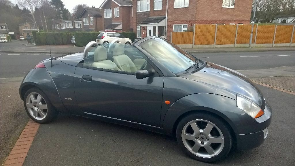 ford ka street car convertible luxury in shepshed leicestershire gumtree. Black Bedroom Furniture Sets. Home Design Ideas