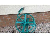 Garden Hose Reel (steel).