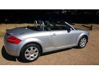 Audi TT Roadster convertible 2004 150 bhp 72k years mot manual cheap car Kent bargain