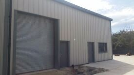 INDUSTRIAL UNIT. Brand New Unit 2600sq feet.