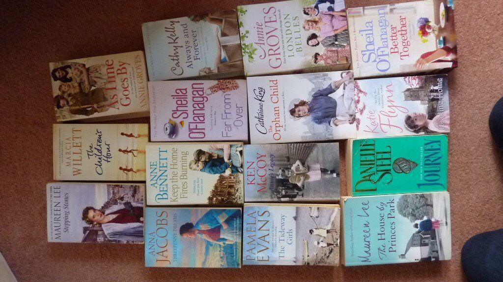 Paperback Book Bundles In Bracknell Berkshire Gumtree