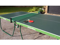 Table Tennis Table - Indoor, full size