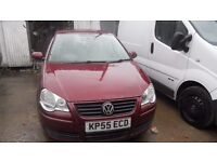 VOLKSWAGEN POLO 5 DOOR HATCHBACK ENGINE 1.4