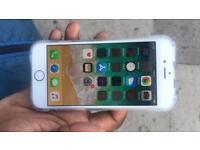 Quick sale IPhone 6 16gb unlock white and silver Peckham