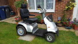NEW BATTERIES TGA Breeze S4 Mobility Scooter