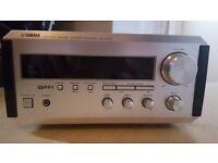 Yamaha Natural Sound Stereo Receiver RX-E200 radio/amp