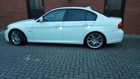 2009 BMW 320D M SPORT BUSINESS EDITION LCI FACE-LIFT FSH HPI CLEAR