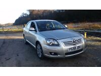 Toyota Avensis 2.0 D4D 5 door Hatchback - 91k miles - 2 OTHERS IN STOCK
