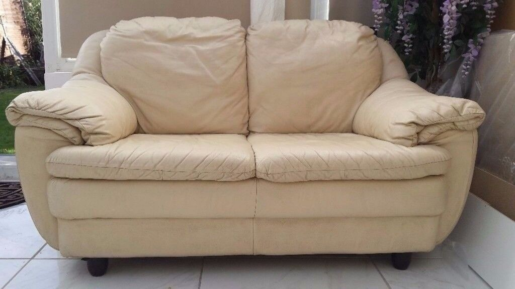 Sofa - 2 used sofas for £130 total