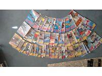 65 Aeroplane Monthly Magazines + wallcharts