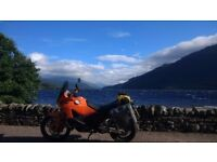 KTM 990 Adventure 2007 - Used but in good condition,she's still got plenty of miles to do!