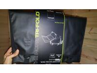 Brand new laptop bag with shoulder strap