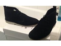 Brand new Ben Sherman desert boots. Size 7. Never worn, in box. £35!! Trainers, sneakers, shoes.