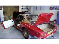 Lotus elan 1973 classic car