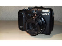 Canon Powershot G12 - Good Condition