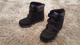 Waterproof Snow boots junior 13