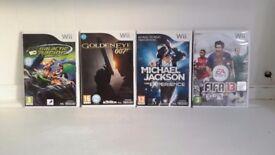 Wii games - various -£2 EACH