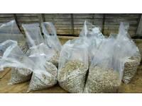 FREE bags of gravel