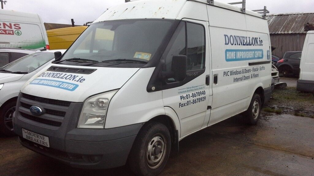 **FOR BREAKING** 2009 Ford Transit vans ( with either 2.2D or 2.4D engines).