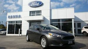 2016 Ford Focus *NEW* HATCHBACK SE *200A* AUTO *WINTER PACKAGE*