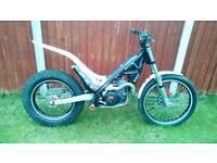 Trials bike (2011 Model)