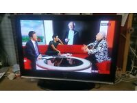 "SAMSUNG 42"" PLASMA TV IN FULL WORKING ORDER"
