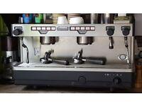 Espresso Coffee Machine, Coffee Grinder and Brita Water Softener