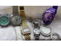 LOT 1. Selection, Collection of Ladies Watches Joblot of watches