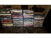 DVD COLLECTION FOR SALE! 80 DVDs