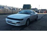 1991 Toyota celica 2.0 GT-R 3 door hatchback 12 months mot genuine low mileage