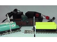 Hornby Model Railway 'OO' Gauge - Power, Track Side Accessories & Freight Wagons