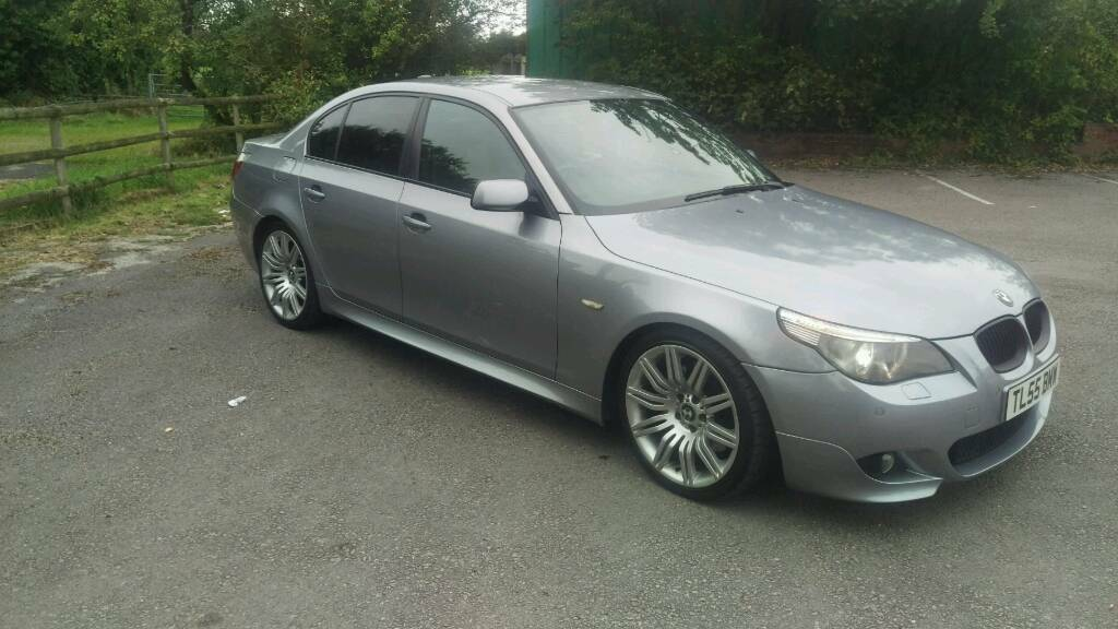 bmw 535d e60 in stoke on trent staffordshire gumtree. Black Bedroom Furniture Sets. Home Design Ideas
