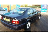 2002 BMW 5 SERIES 2.5 PETROL AUTOMATIC