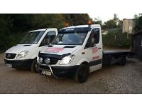 Vehicle Recovery 24/7 CHEAPEST RECOVERY SERVICE