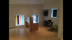Offices To Let in Armley Leeds LS12 2EW - 1000sq ft - Close to city centre - £100 per week
